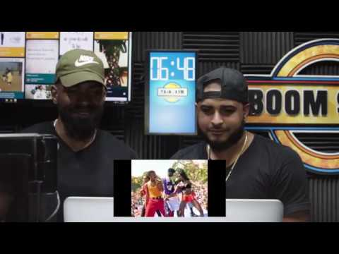 Boom Reacts to Machel Montano - Come Dig It HD