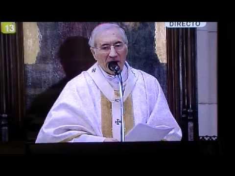 MISA CRISMAL DESDE LA CATEDRAL DE LA ALMUDENA PRESIDIDA POR EL SEÑOR CARDENAL DE MADRID.wmv