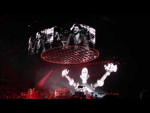 Radio Gaga: Queen+Adam Lambert Budapest 4/11/2017