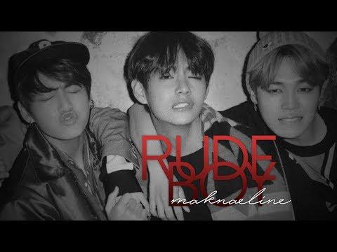 MAKNAE LINE | RUDE BOY
