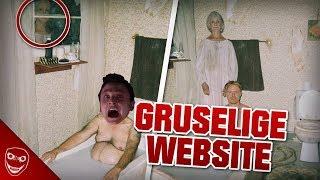 Die gruseligsten und mysteriösesten Websites des Internets!
