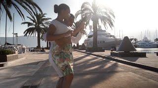 Frans & Sarah Kizombalove - Nha baby  (Nelson Freitas feat Mayra Andrade)
