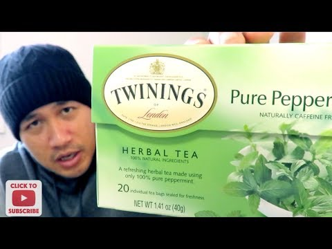 Top 8 peppermint tea benefits