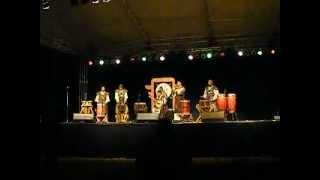 Bugac Kurultáj 2012.08.10  - 12  Kurul dobosok 2.