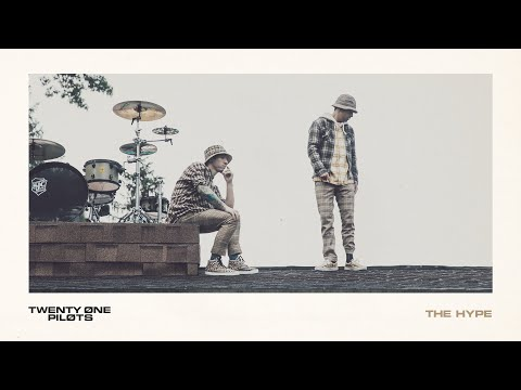 Chris Davis - twenty one pilots - 'The Hype' (Official Video!)