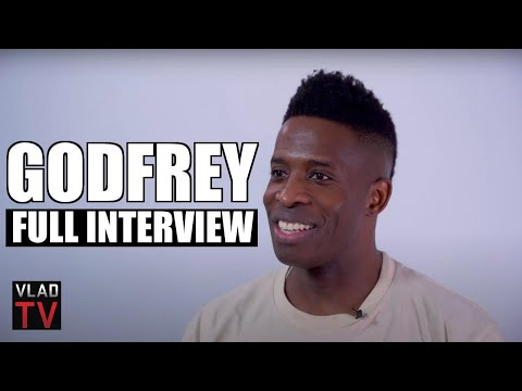 Gofrey on Jordan, 2pac, Crunchy Black,