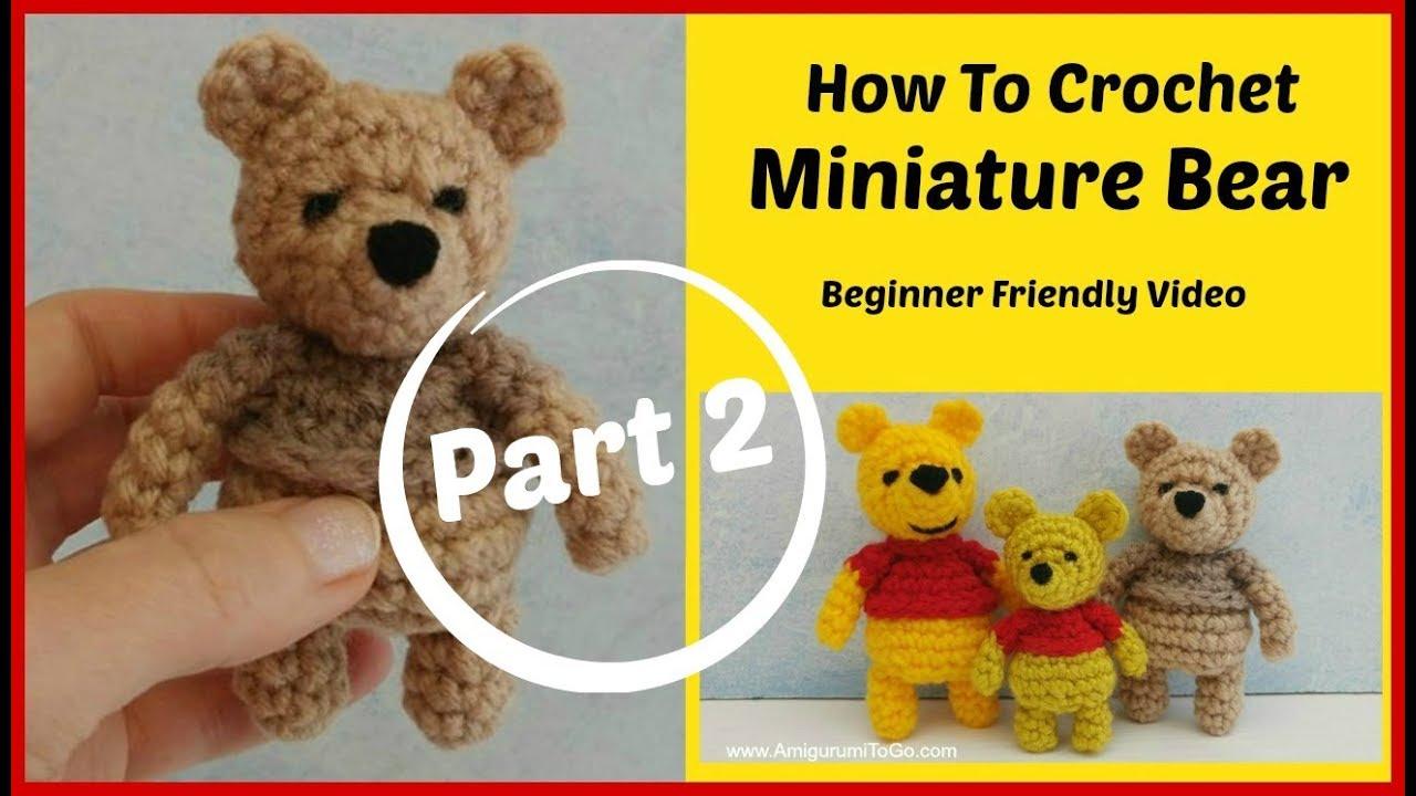 Amigurumi Winnie the Pooh and Friends - FREE Crochet Pattern ... | 720x1280