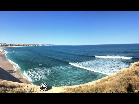 Where To Surf In Los Cabos Mexico Baja California Sur Youtube
