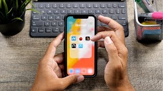 What's On My iPhone X?! ( Early 2018)