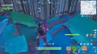Fortnite | New shooting through pyramids glitch!