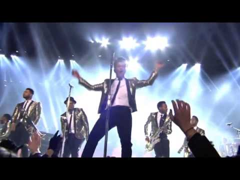 Bruno Mars & Red Hot Chili Peppers Superbowl Halftime Show Feb 2, 2014