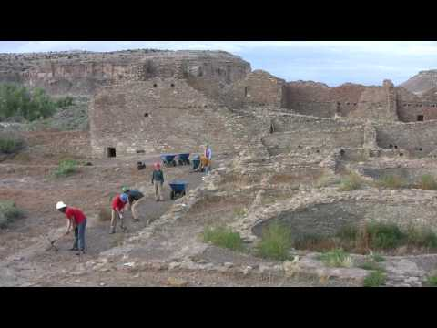SCC in Chaco Canyon