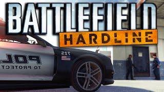 battlefield hardline beta funny moments drug bust chopper rodeo suv beast mode funtage