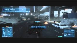 Battlefield 3 Fun Tactics Delivery