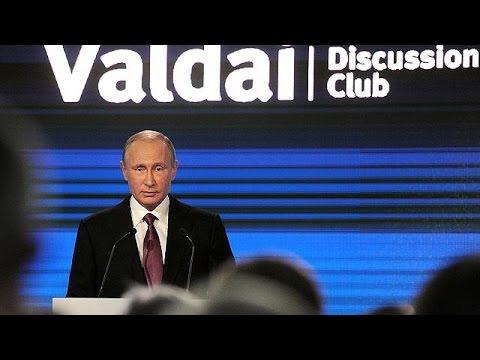 Putin says Russian military threat to NATO is 'imaginary' - world