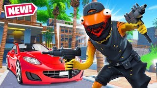 LUSTIGER FORTY wird DEALER in Fortnite!