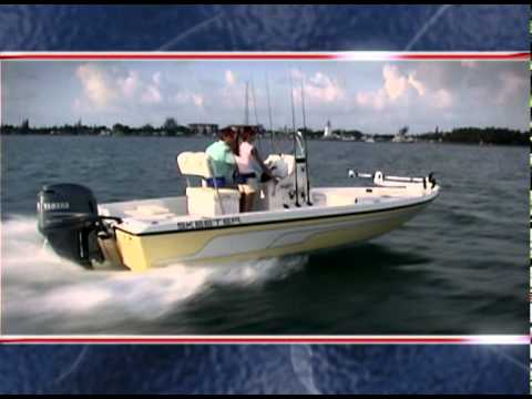 2008 Skeeter Saltwater Commercial