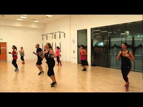 Fitness Class: Body Combat