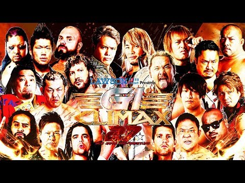G1 CLIMAX27 記者会見