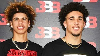LaMelo Ball SKIPPING COLLEGE With LiAngelo Ball to Play Overseas! Ball Brothers Sign with Agent!