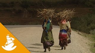 Women Who Live in The rural Area of Ethiopia  Selling  Firewood - በገጠራማው ክፍል የሚገኙ ኢትዮጵያዊ ሴቶች ለማገዶ