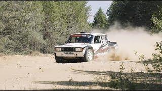 Жигули в ралли? Турбоклассика от Kramar Motorsport - ВАЗ 2105 Kramar Rally Cup