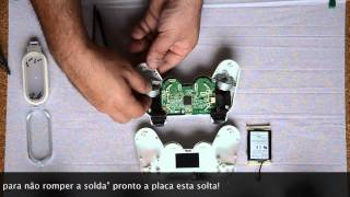 Tutorial controle PS3
