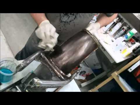 Rouiller de l 39 acier rapidement tuto doovi - Comment faire rouiller du metal rapidement ...