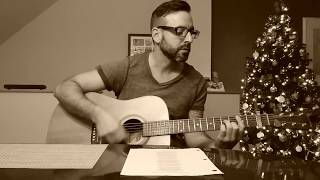 Happy Xmas (War is over) - John Lennon - Acoustic Cover by Max LeBreton