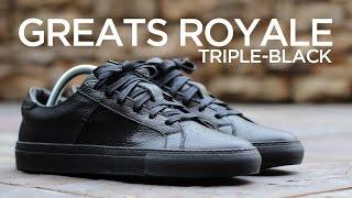 Closer Look: Greats Royale - Triple