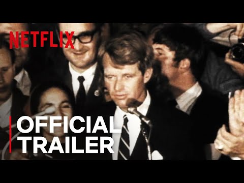 Netflix's powerful Bobby Kennedy for President trailer examines the life of a visionary