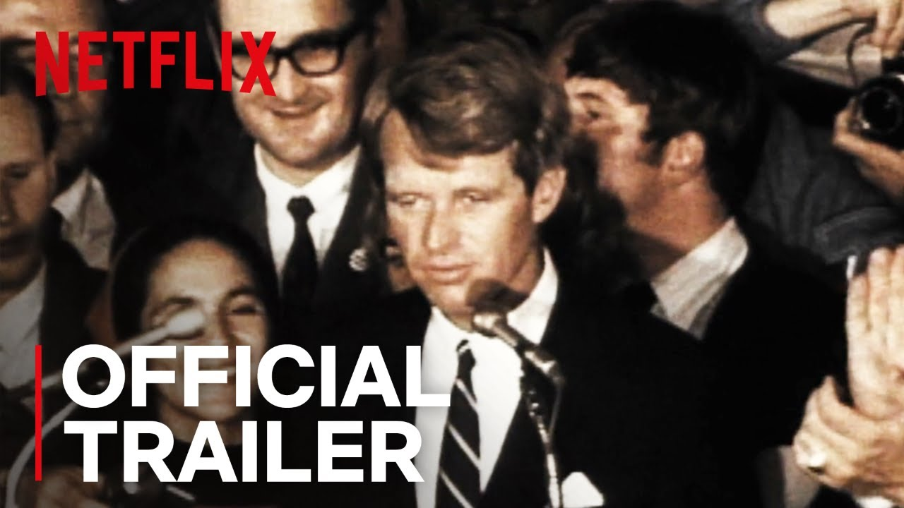 Download Bobby Kennedy For President | Official Trailer [HD] | Netflix