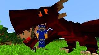 MEGA COOLE Drachen Mod! Drachen Jagen, Brüten, Reiten! - Minecraft Ice and Fire Mod