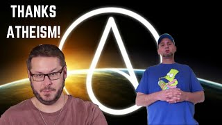 Thanks Atheism! Looking at the satire of David Wood