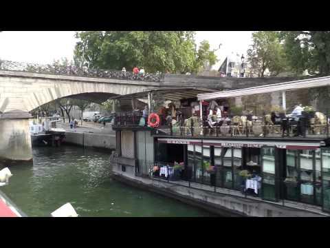 A walking tour of Paris' Latin Quarter france