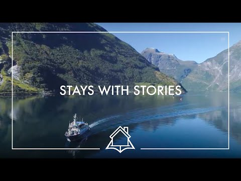 Stays With Stories | Hotel Geiranger | Geiranger, Norway