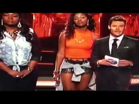 [HD] American Idol 2013 - Amber and Candice saves BOTTOM 2 - april 25, 2013