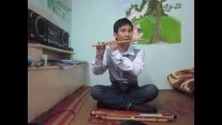 Hình bóng quê nhà- hướng dẫn thổi sáo Cao Trí Minh