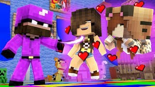 Minecraft Daycare - LOVE SPELL !? (Minecraft Roleplay)
