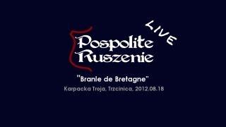 """Pospolite Ruszenie """"Branle de Bretagne"""" - live in Karpacka Troja"""