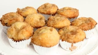 Orange Chocolate Chip Muffins Recipe - Laura Vitale - Laura In The Kitchen Episode 565