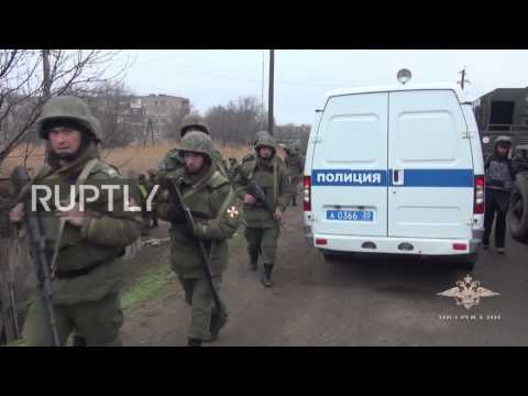 Russia: 4 suspected police killers gunned down in Astrakhan as mass manhunt ends *GRAPHIC*