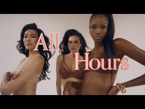 Introducing All Hours: Anytime Lingerie #EmbraceTheEveryday | Agent Provocateur 2021