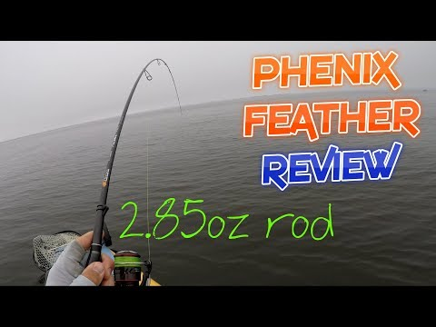 Phenix Feather Rod Initial Impressions And Review