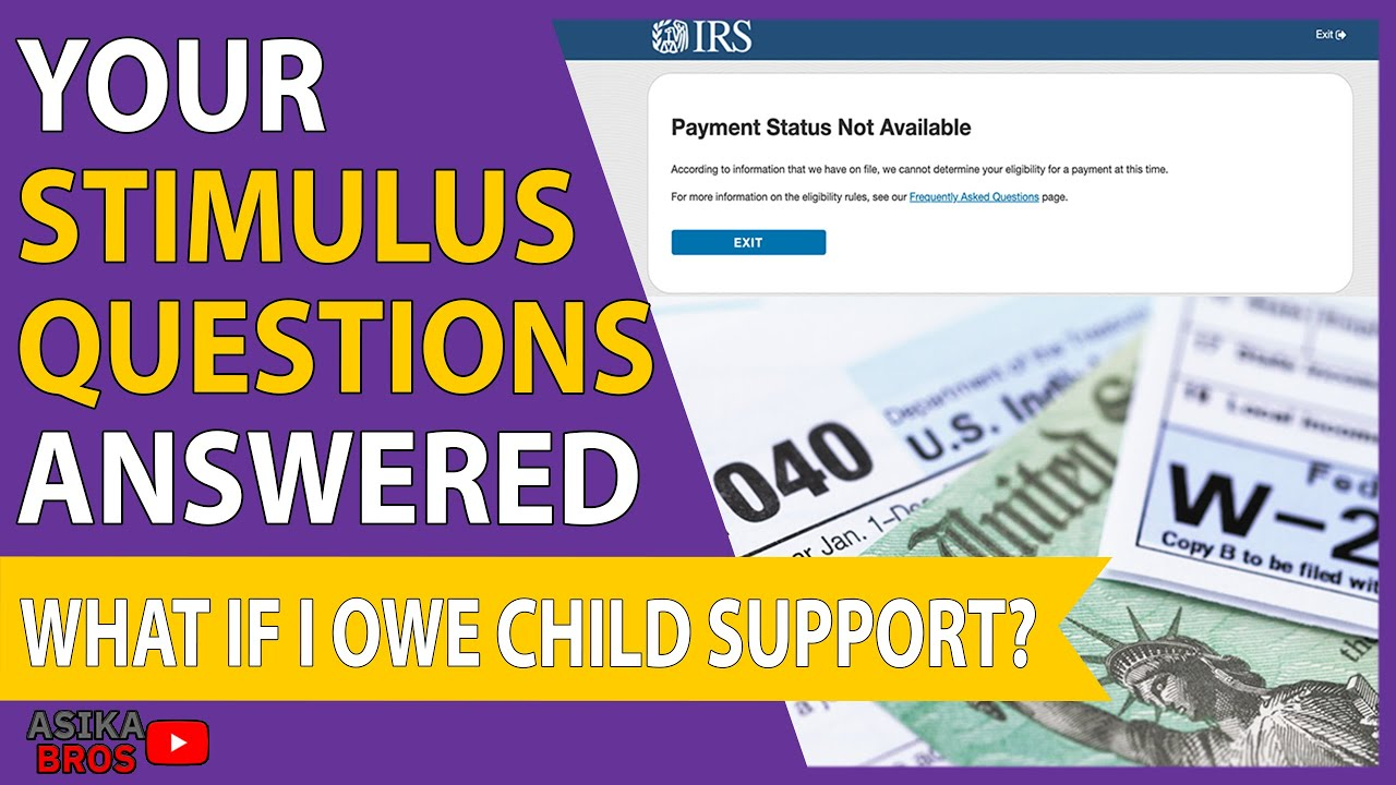"""Stimulus Questions Answered   """"Payment Status Not ..."""