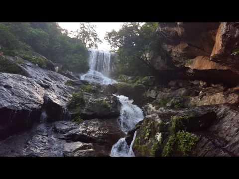 Nrusinghanath Temple- Kapil Dhar Waterfall