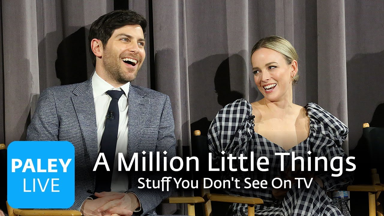Download A Million Little Things - Stuff You Don't See On TV