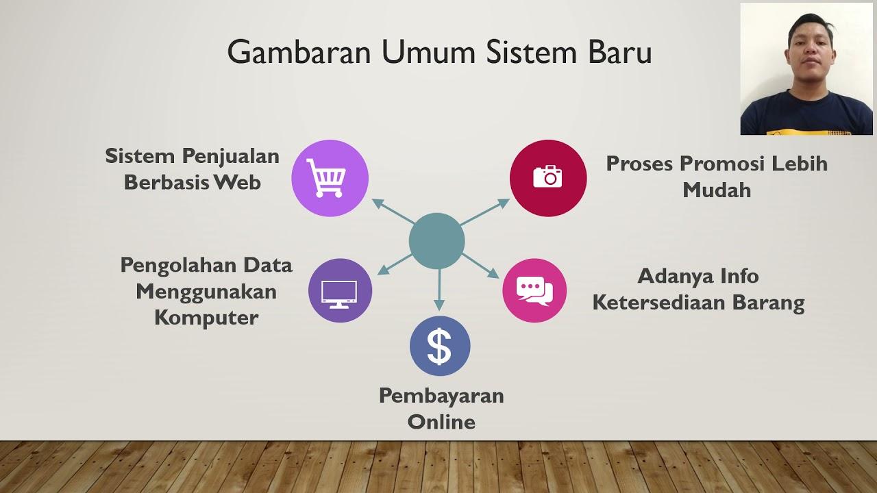 Rancang Bangun Sistem Informasi Penjualan Produk Kopi Pada UD. Bener Meriah Coffee Berbasis Web