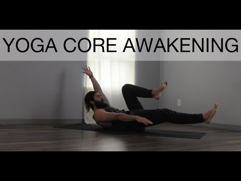 Wake Up Your Core! Yoga with Patrick Beach