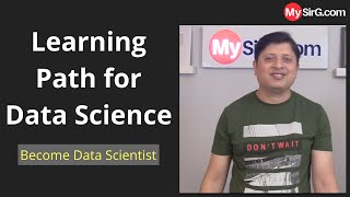 Learning Path for Data Science | MySirG.com